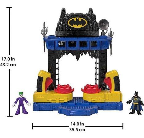 Maginext Dc Batalha na Batcaverna - FKW12 - Fisher Price - Mattel