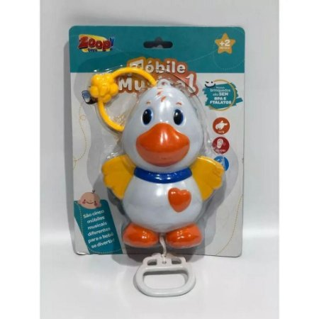 Móbile Musical Patinho - Zoop Toys