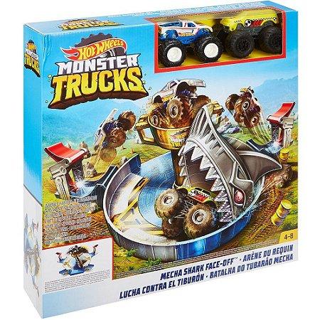 Monster Trucks Hot Wheels