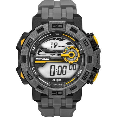 Relógio Mormaii Masculino Action MO1148AC/8C