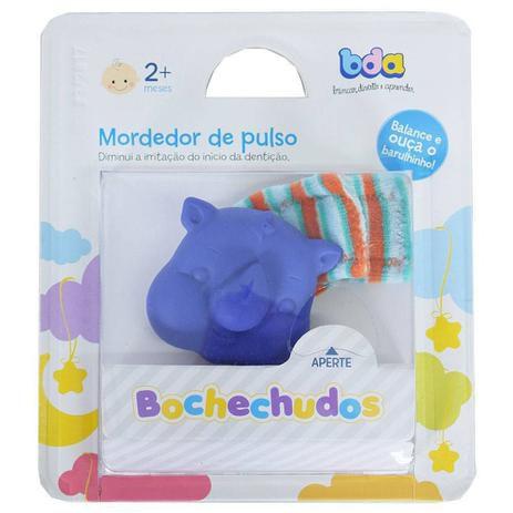 Mordedor De Pulso Bochechudos Rinoceronte - Toyster
