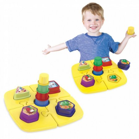 Brinquedo Educativo Brinkadeira Pedagógica - Dismat