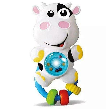 Vaquinha Amigo Chocalho - Zoop Toys