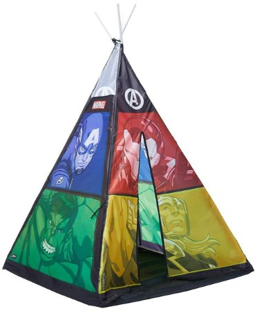 Tenda Barraca Índio Infantil Marvel Avengers - Zippy Toys