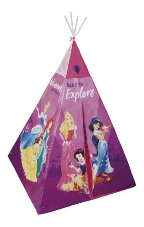 Tenda de índio Infantil Disney Princesa - Zippy Toys