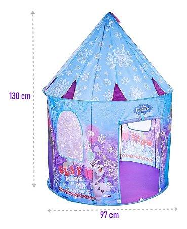 Barraca Portatil Castelo da Frozen BP1500 - Zippy Toys