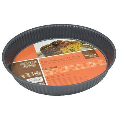 Forma para torta Aço Carbono 26cm - Wincy