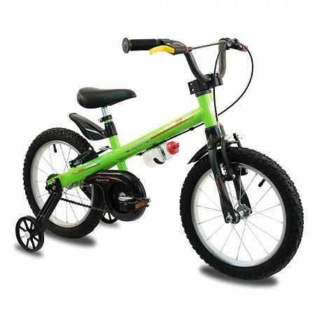 Bicicleta Aro 16 Apollo Infantil - Verde