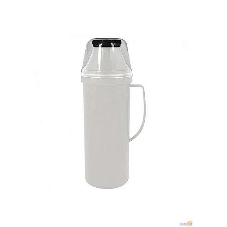 Garrafa Térmica Easy 1.0L Branca – Mor