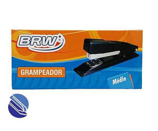 Grampeador P/ 20 Folhas BRW