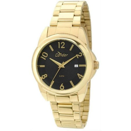 Relógio Condor Analógico Feminino Dourado – CO211SX