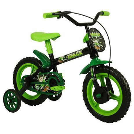 Bicicleta Track Bikes Arco-Iris Infantil Aro 12 Preto