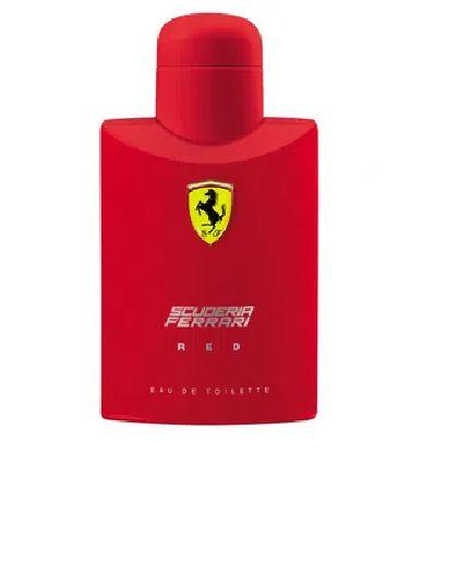Perfume Masculino Scuderia Ferrari Racing Red 125ml