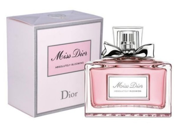 Perfume Feminino Miss Dior Absolutely Blooming 100ml.