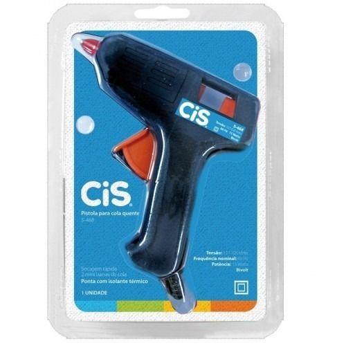 Pistola Aplicadora de Cola Quente Cis S468