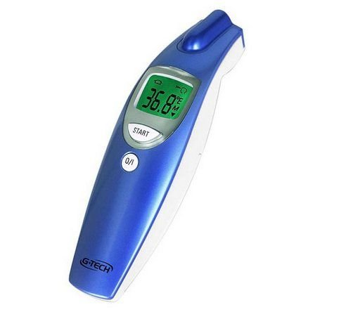 Termometro Clínico Digital sem Contato - G-Tech