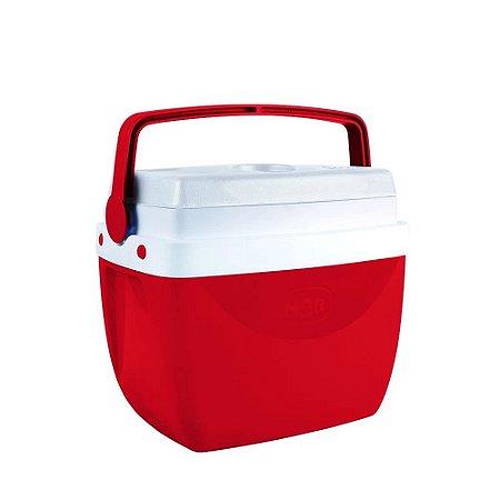 Caixa Térmica 12L Vermelho Mor