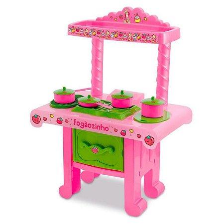 Cozinha Fogãozinho Da Moranguinho - Mimo Brinquedos