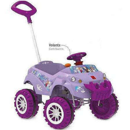 Veículo de Passeio e Pedal  Disney Frozen - Bandeirante