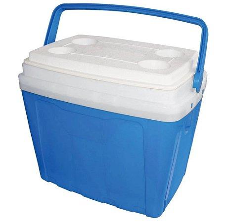 Caixa Térmica 34 Litros - Azul Antares