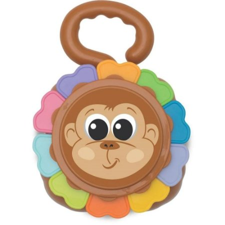 Empilha Baby Macaco- Mercotoys