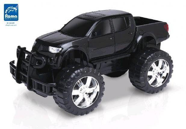 Pick-up RX Brutal - Roma Brinquedos - Roma Jensen