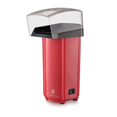 Pipoqueira Multilaser Vermelha S/ Óleo Capacidade 60g 110v