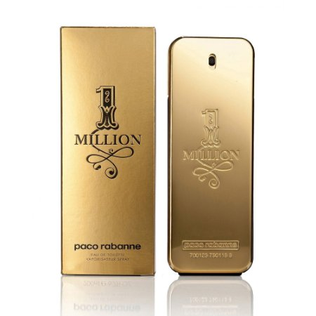 Perfume One Million Masculino Eau de Toilette 100ml
