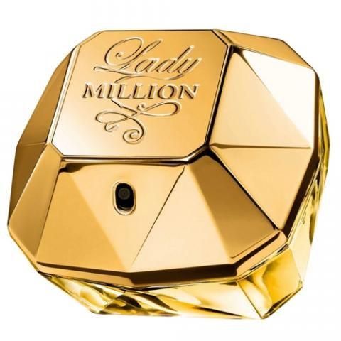 Perfume Paco Rabanne Lady Million Feminino Eau Parfum 80ml