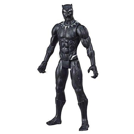 Boneco Avengers Power Fix Black  Panther - Hasbro