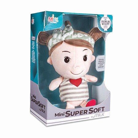 Boneca Super Soft Milk 25CM.