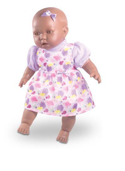 Boneca Negra Bebe Baby Collection By Milk Amiguinha