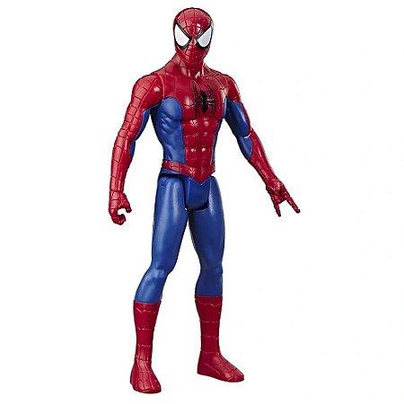 Boneco Spider Man FIG12 Homem Aranha Hasbro