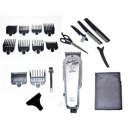 Maquina De Corte Barber Style Profissional GM593