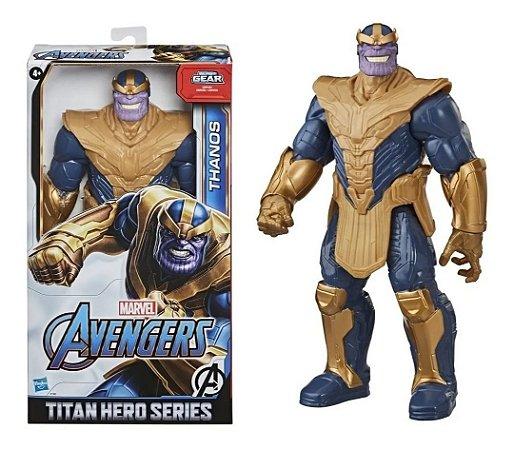Boneco Avengers FIG12 Thanos Hasbro