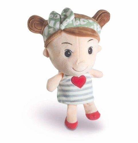 Boneca Mini Super Soft By Milk 25CM.