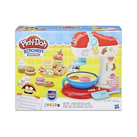 Massa Play-Doh Batedeira de Cupcakes - Hasbro