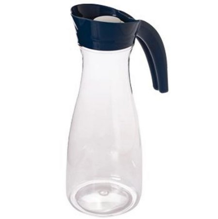 Jarra de Plástico 1,8 L com Válvula de Silicone Azul  New York