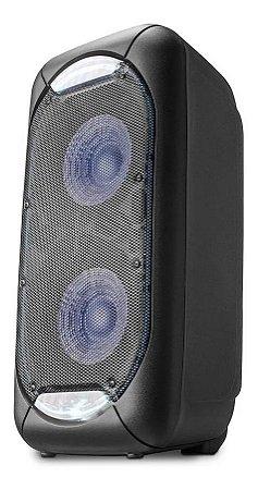 Caixa de Som Multilaser SP342 800W Super Neon - Bivolt
