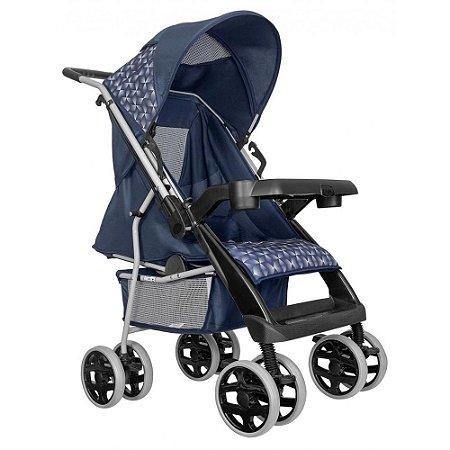 Carrinho de Passeio Tutti Baby Thor Plus - Azul