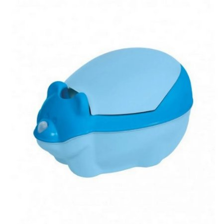 Troninho Musical Tutti Baby Azul Claro