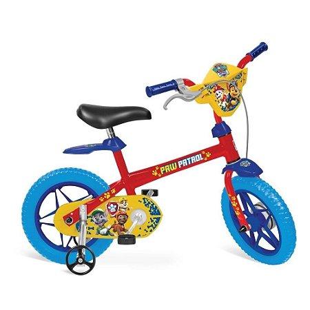 Bicicleta 12 Patrulha Canina Bandeirante