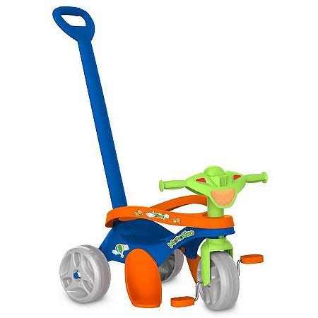 Triciculo Mototico Passeio E Pedal Bandeirante