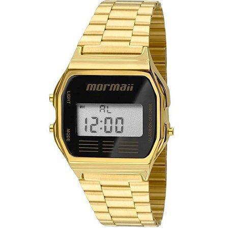 Relógio Mormaii Vintage Unissex Dourado – MOJH02AB/4P