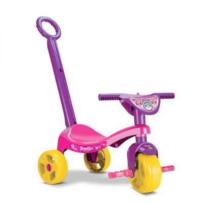 Tchuco Princesa Adele C/Haste Samba Toys