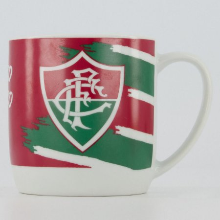 Caneca de Porcelana Fluminense Torcedor