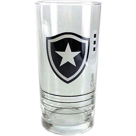 Copo Long Drink 300ml Botafogo Allmix