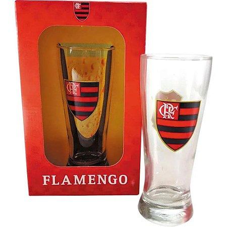 Copo Chopp 300ml Flamengo Allmix