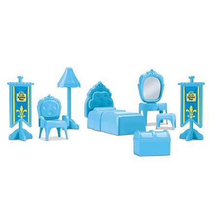 Coleção Princesa Snow Quarto Princesa Samba Toys