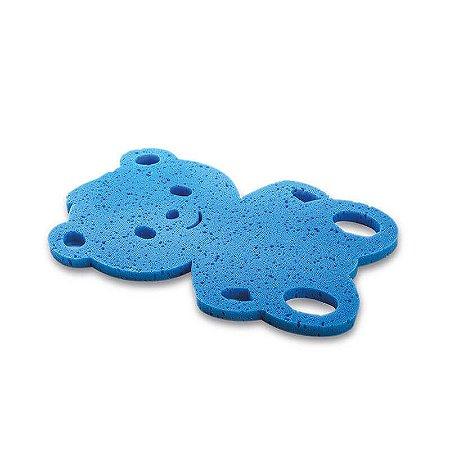 Esponja para Banheira Adoleta Azul